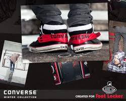 Nuovo spot pubblicitario converse now absolutely - Foot locker porta di roma ...